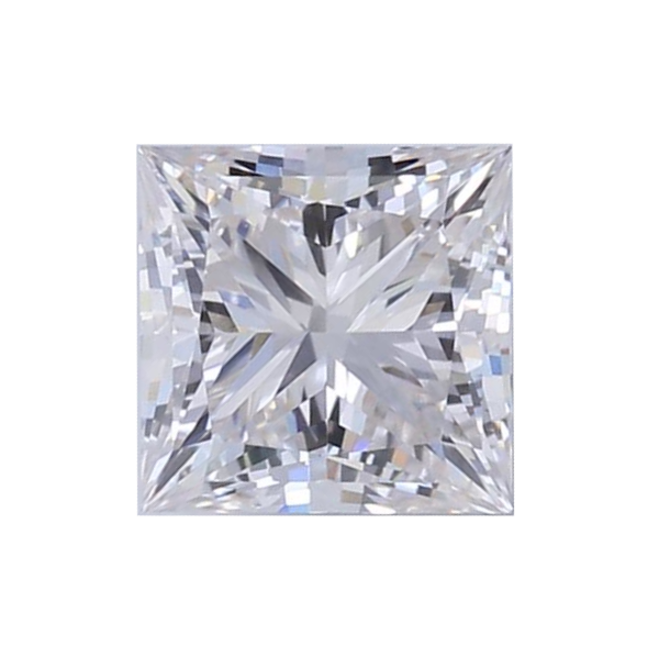 0.62 ct Princess Lab Grown Diamond