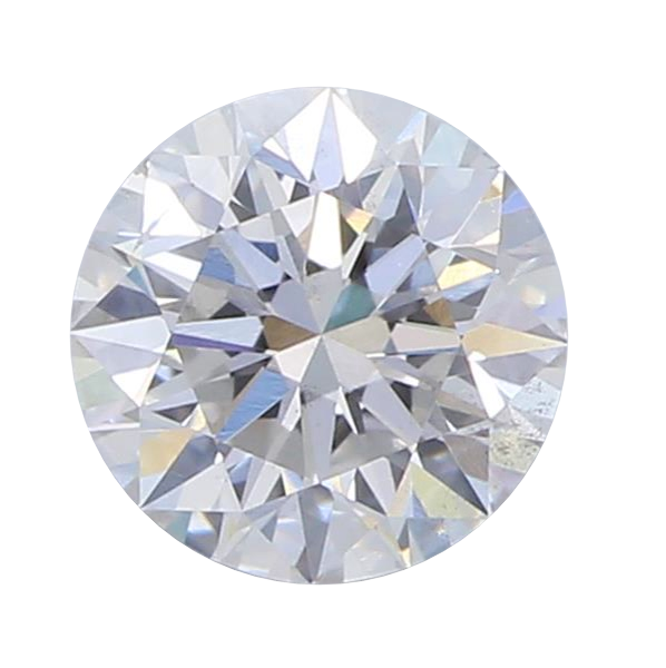 0.60 ct Round Lab Grown Diamond