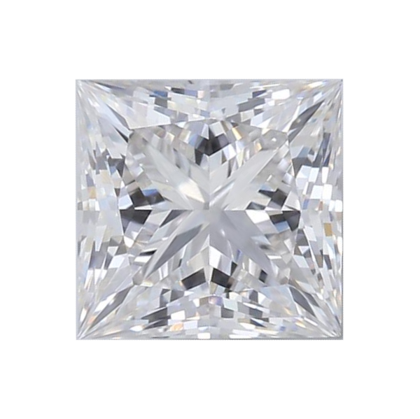 1.03 ct Princess Lab Grown Diamond