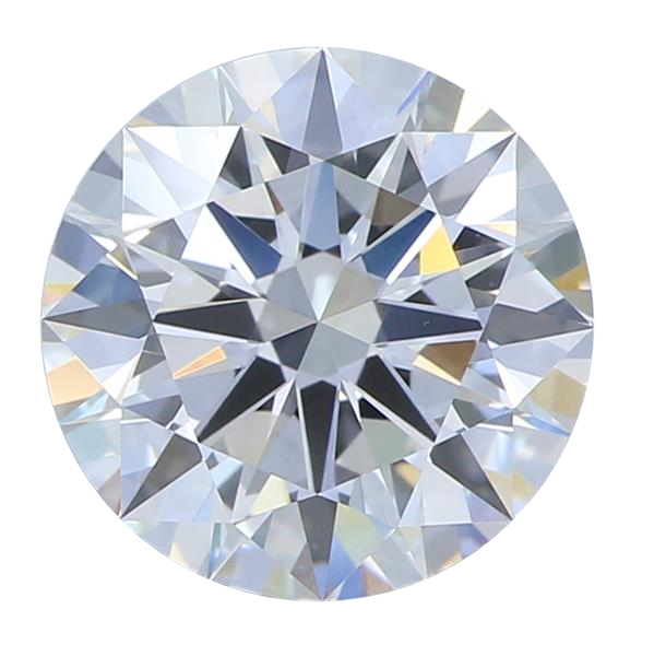 1.63 ct Round Lab Grown Diamond