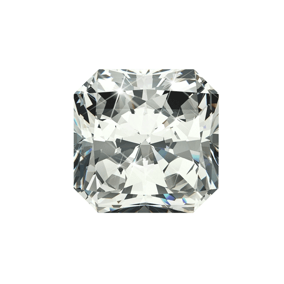 0.76 ct Radiant Lab Grown Diamond