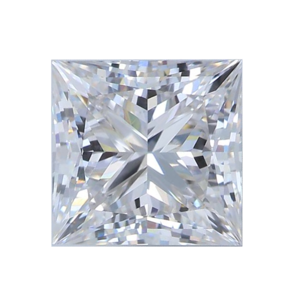 2.17 ct Princess Lab Grown Diamond