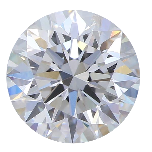 1.39 ct Round Lab Grown Diamond