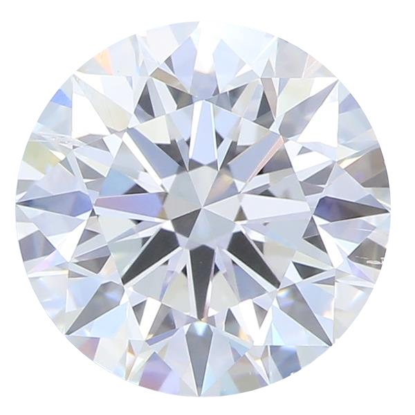 2.07 ct Round Lab Grown Diamond
