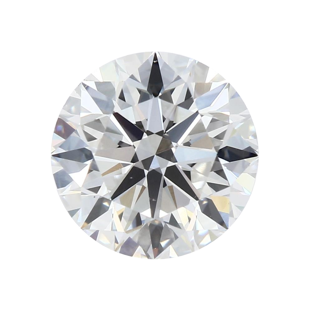 1.50 ct Round Lab Grown Diamond