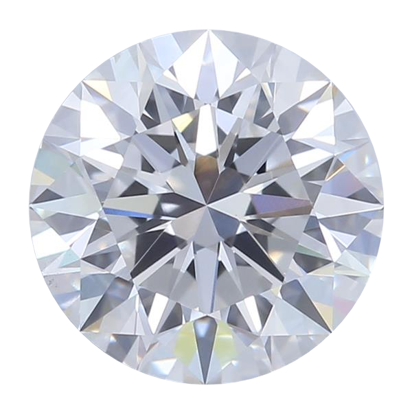 1.55 ct Round Lab Grown Diamond