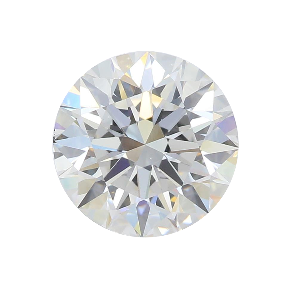 1.12 ct Round Lab Grown Diamond