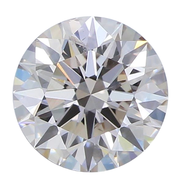 0.87 ct Round Lab Grown Diamond