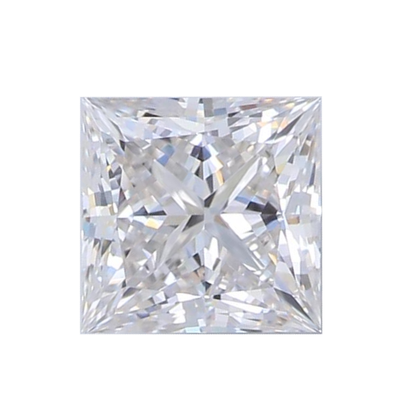 0.71 ct Princess Lab Grown Diamond