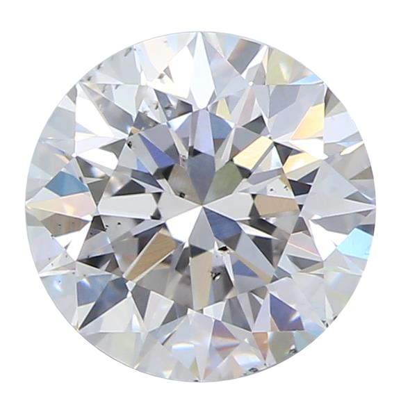 1.45 ct Round Lab Grown Diamond