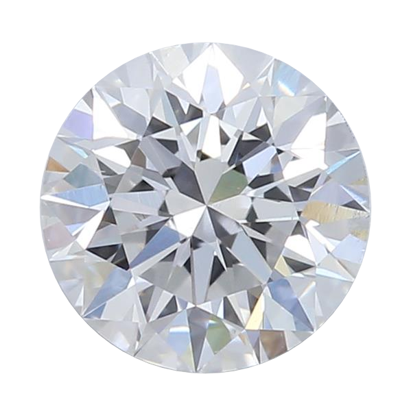 0.76 ct Round Lab Grown Diamond