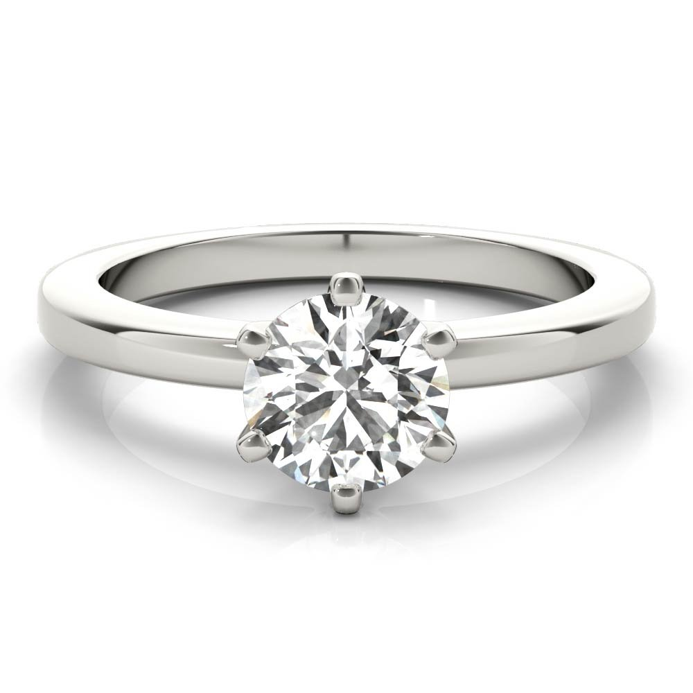 Cambridge Six Prong Solitaire