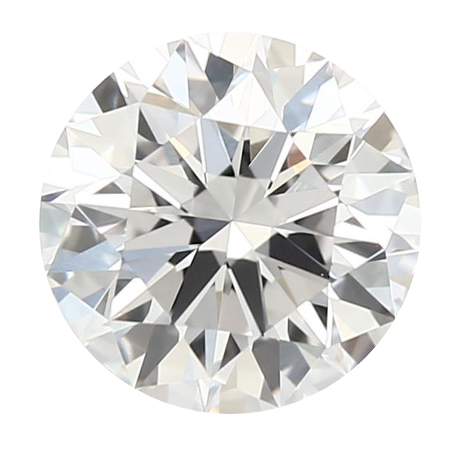 1.28 ct Round Lab Grown Diamond