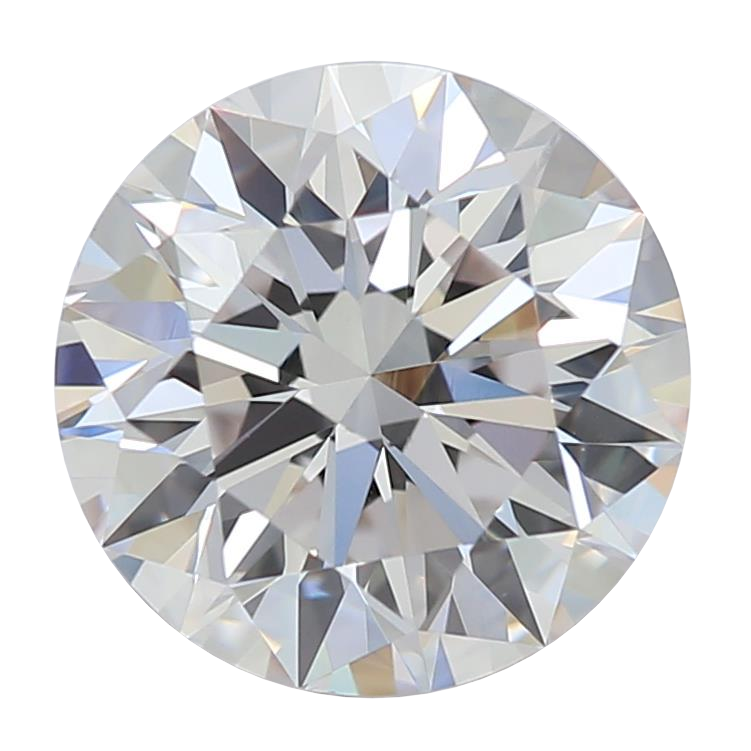 1.22 ct Round Lab Grown Diamond