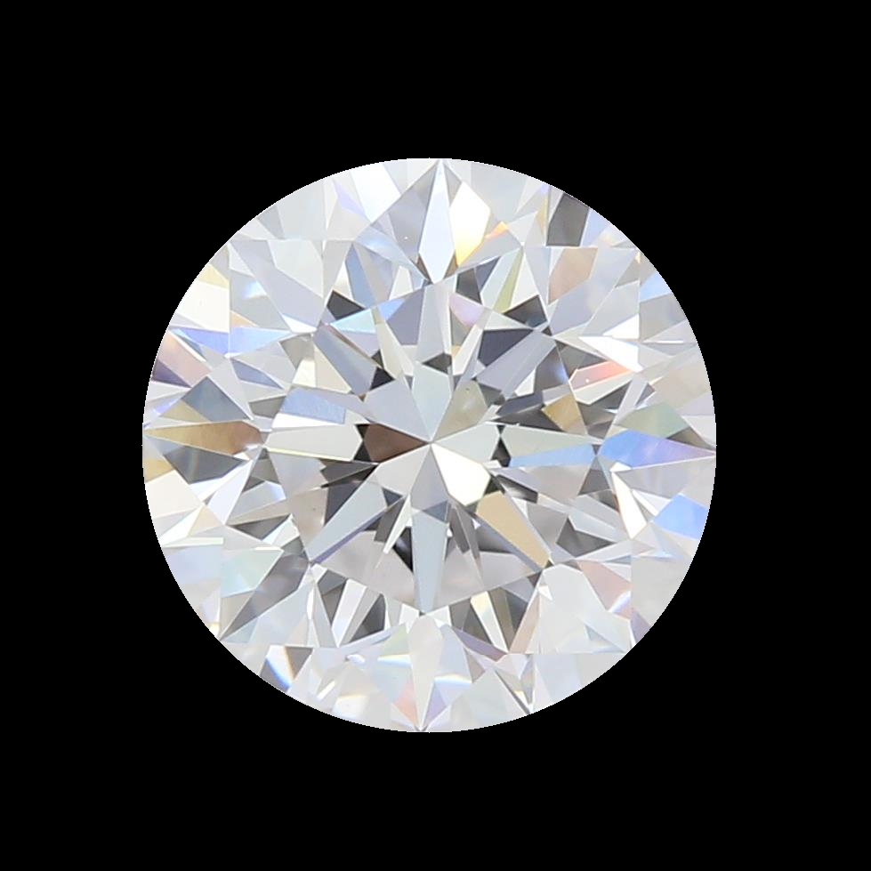 1.36 ct Round Lab Grown Diamond