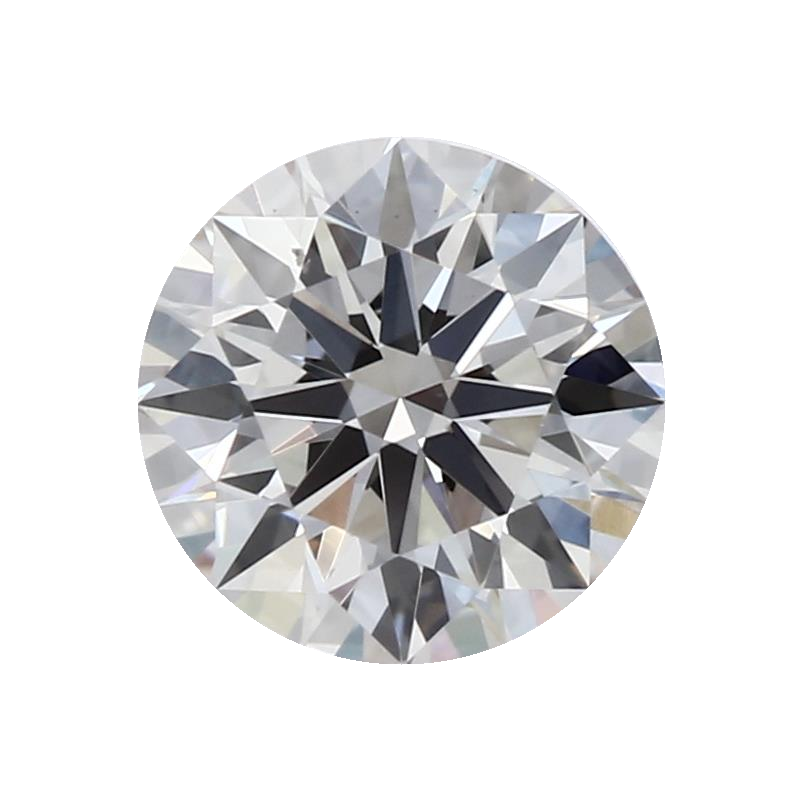 0.70 ct Round Lab Grown Diamond
