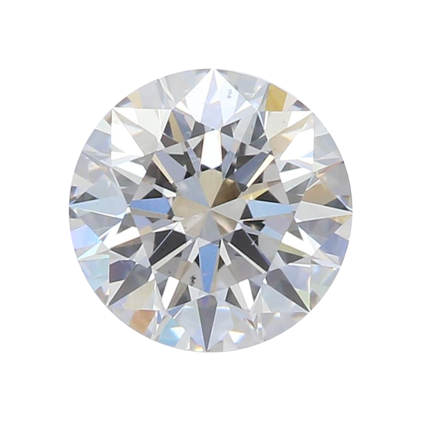 0.79 ct Round Lab Grown Diamond