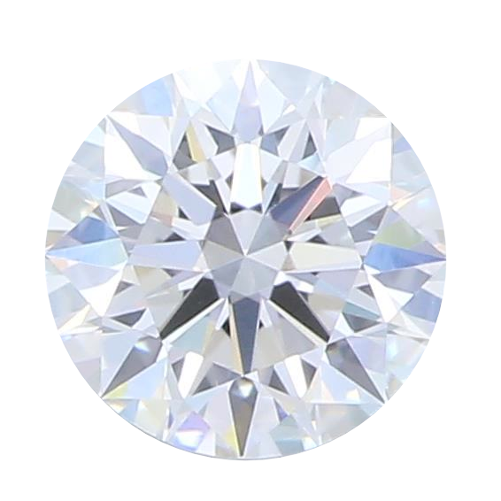 0.53 ct Round Lab Grown Diamond