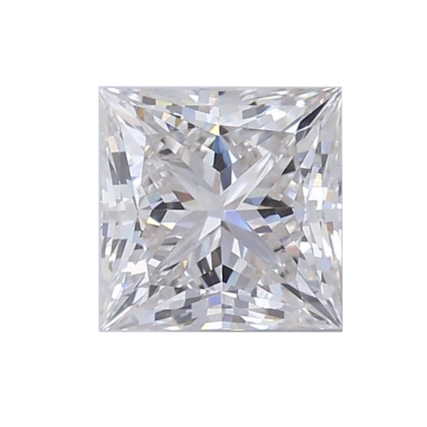 0.65 ct Princess Lab Grown Diamond