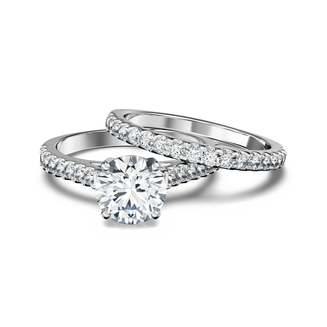 Pave Cathedral Classic Set
