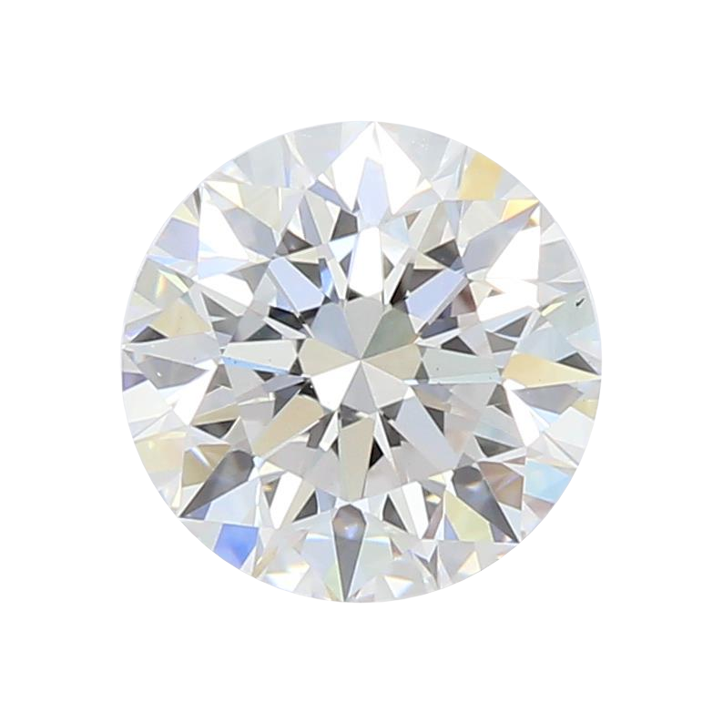0.72 ct Round Lab Grown Diamond