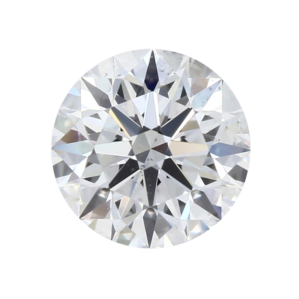 1.27 ct Round Lab Grown Diamond