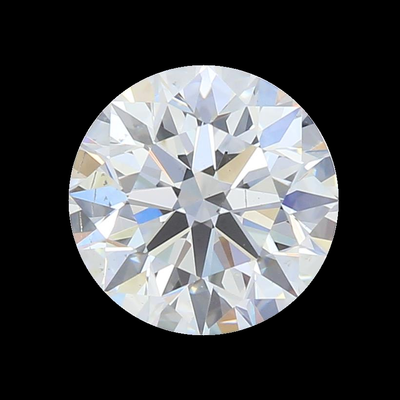 0.83 ct Round Lab Grown Diamond