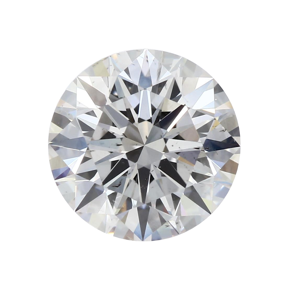 1.89 ct Round Lab Grown Diamond