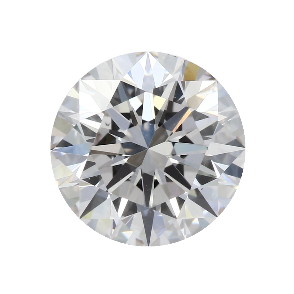 2.15 ct Round Lab Grown Diamond