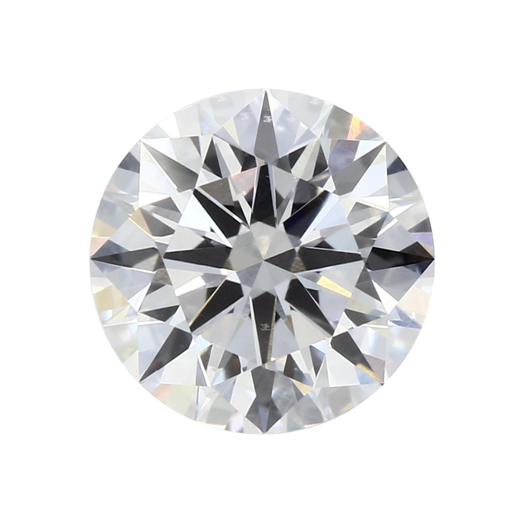 1.51 ct Round Lab Grown Diamond