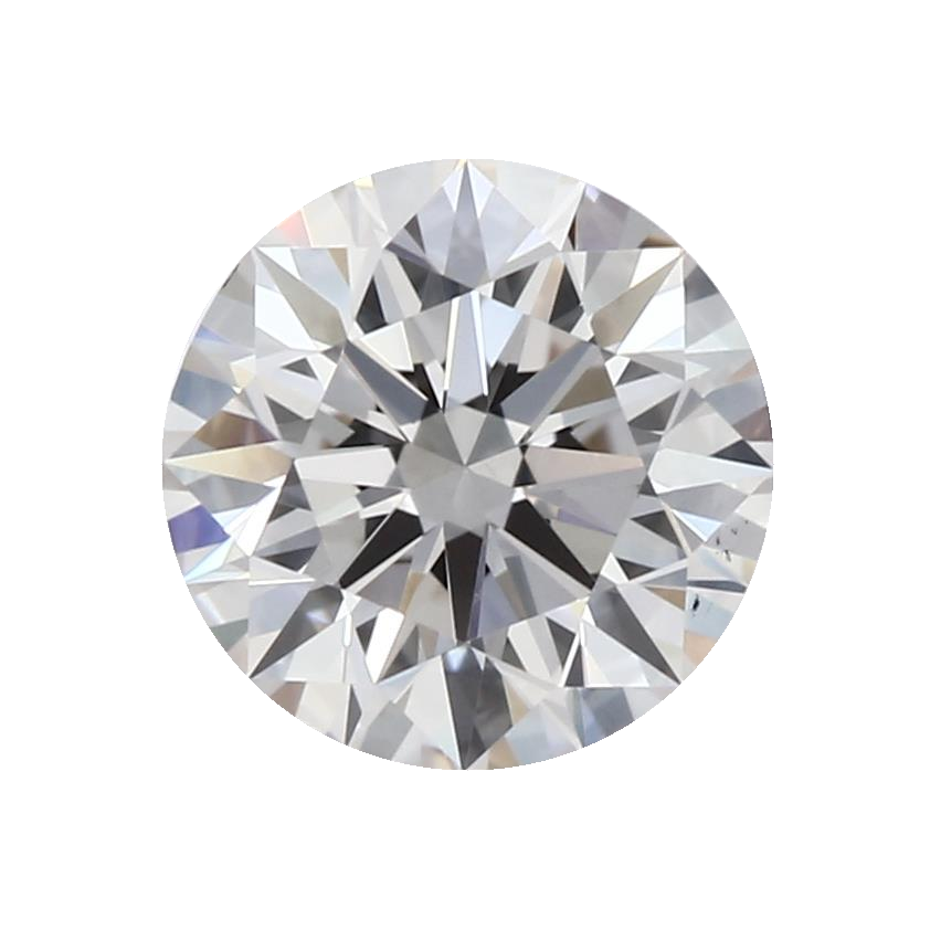 0.82 ct Round Lab Grown Diamond