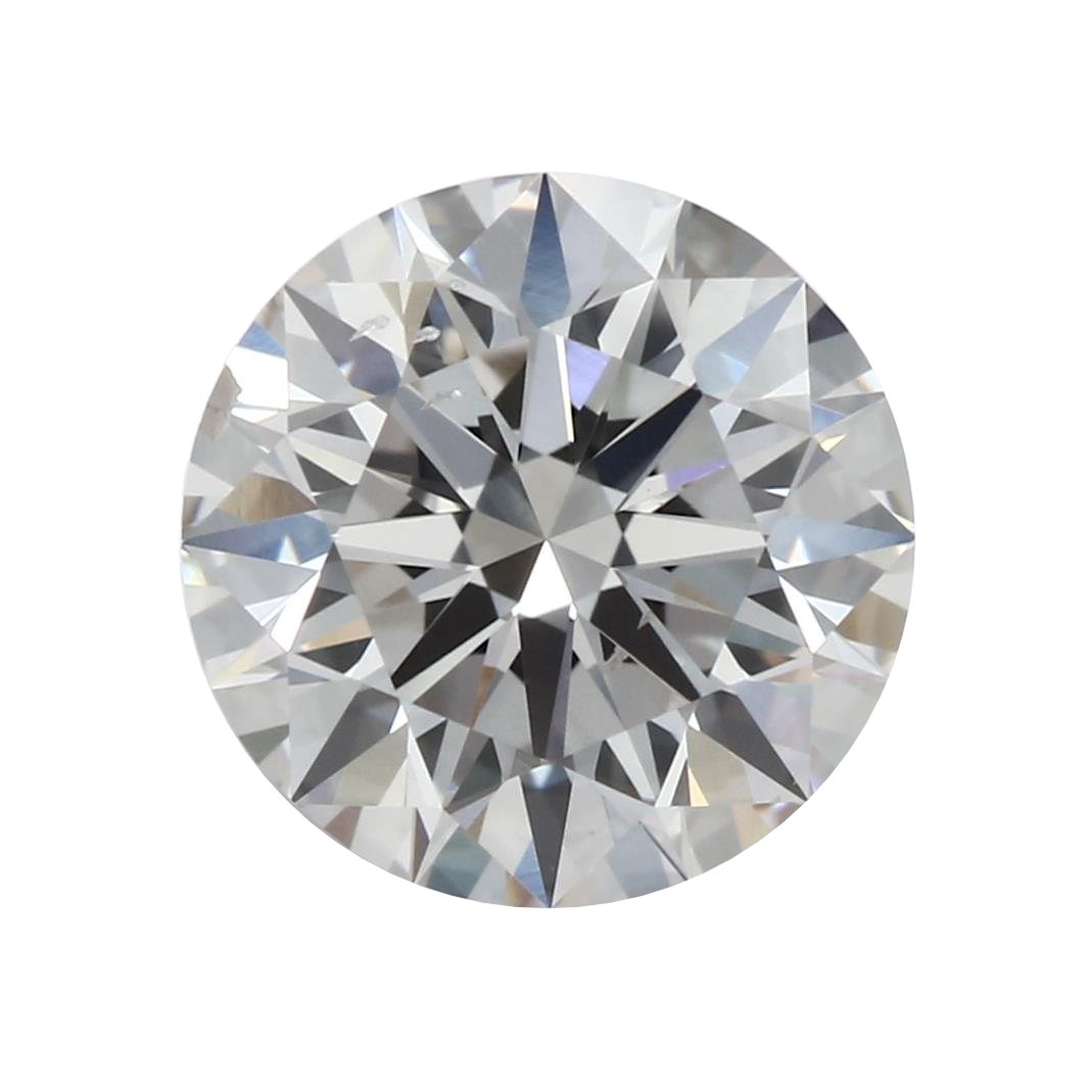 1.78 ct Round Lab Grown Diamond