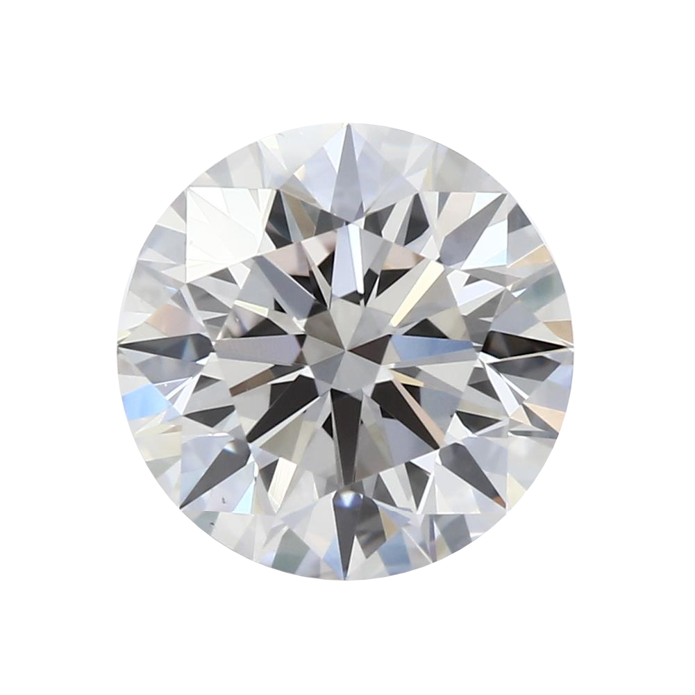 1.38 ct Round Lab Grown Diamond