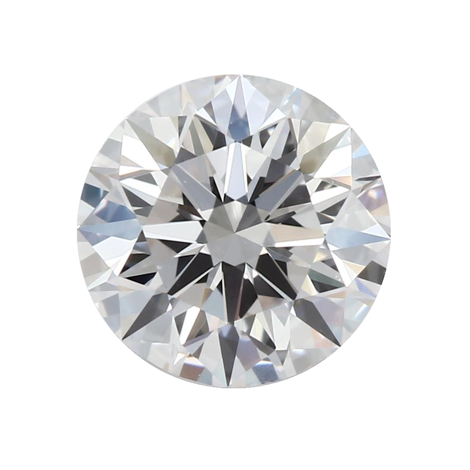 1.29 ct Round Lab Grown Diamond