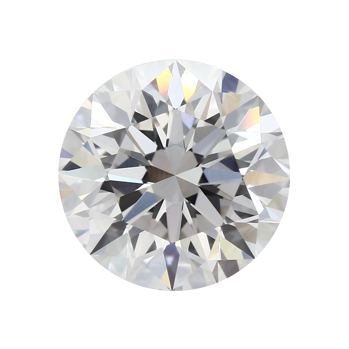 2.03 ct Round Lab Grown Diamond