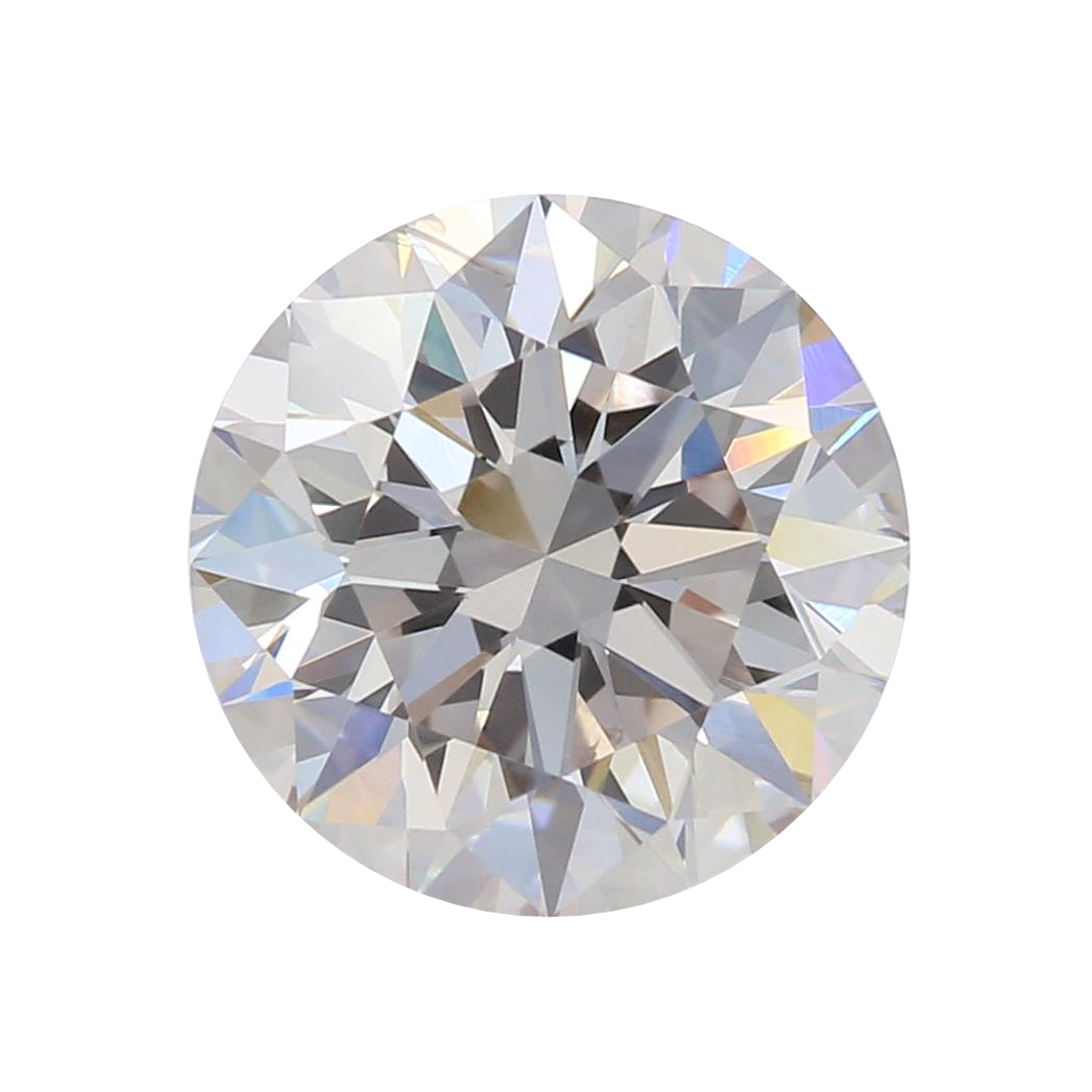 1.58 ct Round Lab Grown Diamond