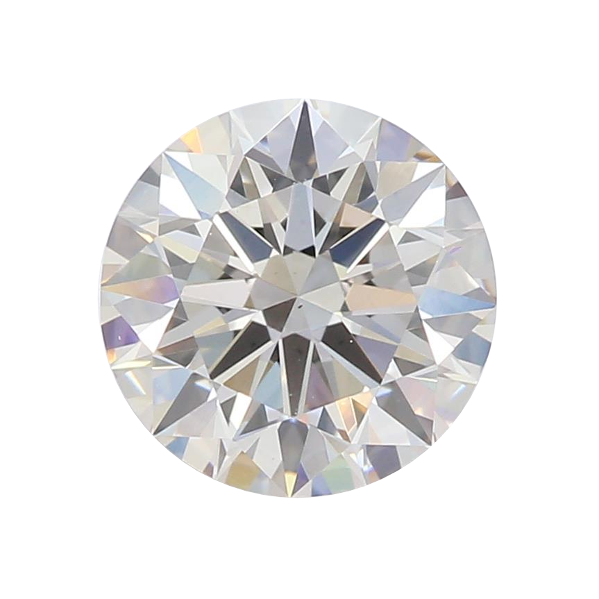 0.90 ct Round Lab Grown Diamond