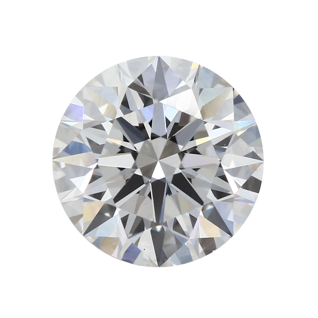 1.82 ct Round Lab Grown Diamond