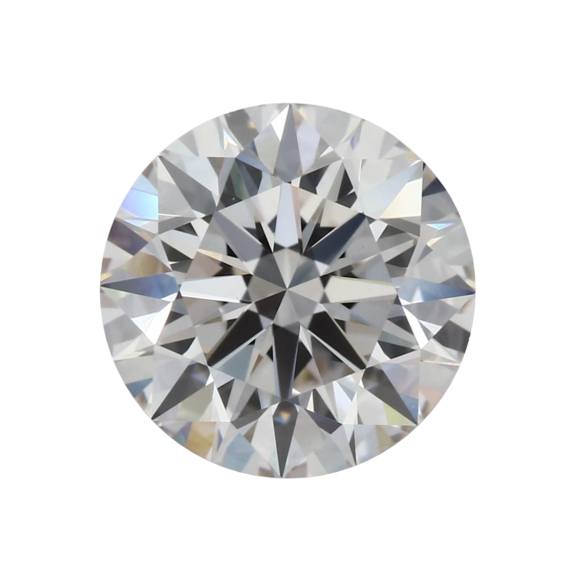 2.17 ct Round Lab Grown Diamond