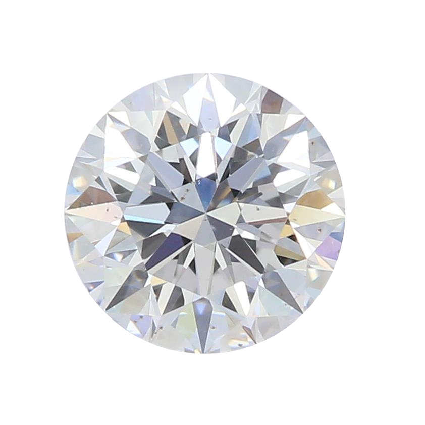 0.80 ct Round Lab Grown Diamond
