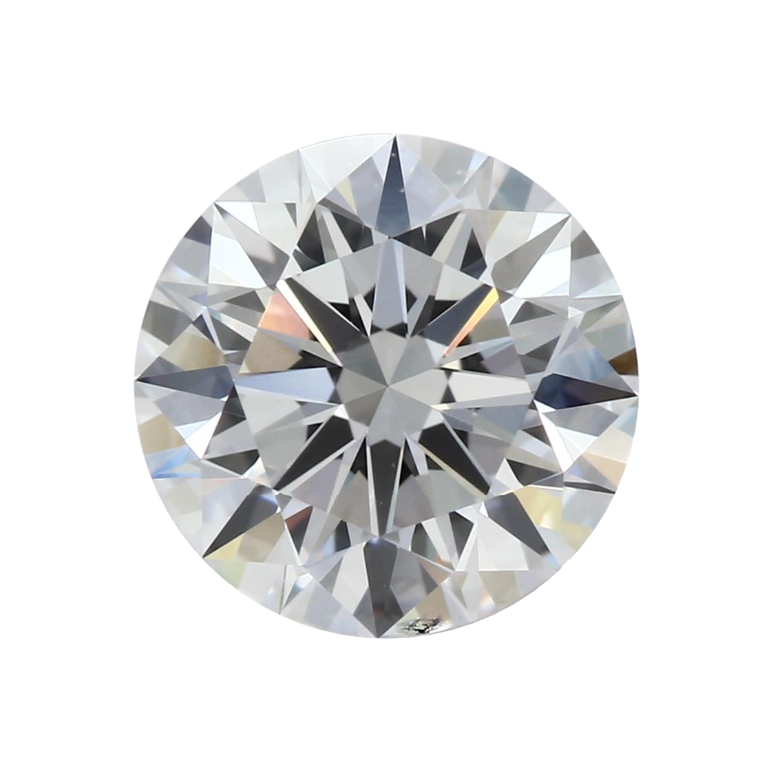 1.83 ct Round Lab Grown Diamond