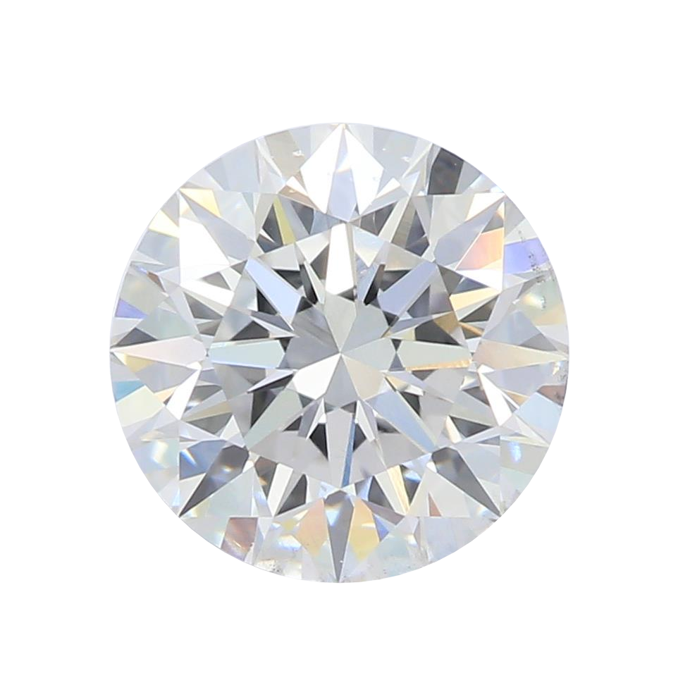 1.26 ct Round Lab Grown Diamond
