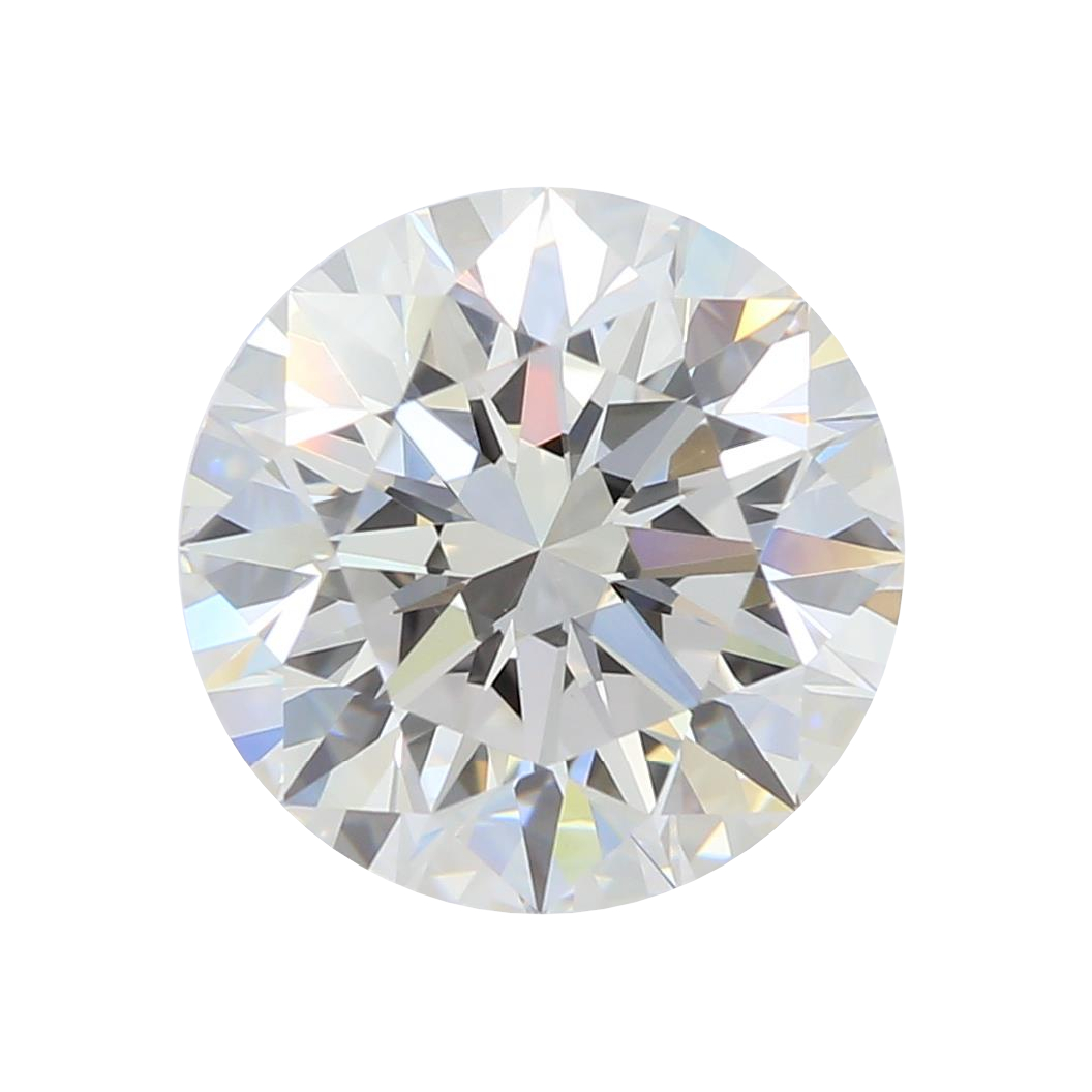 1.68 ct Round Lab Grown Diamond