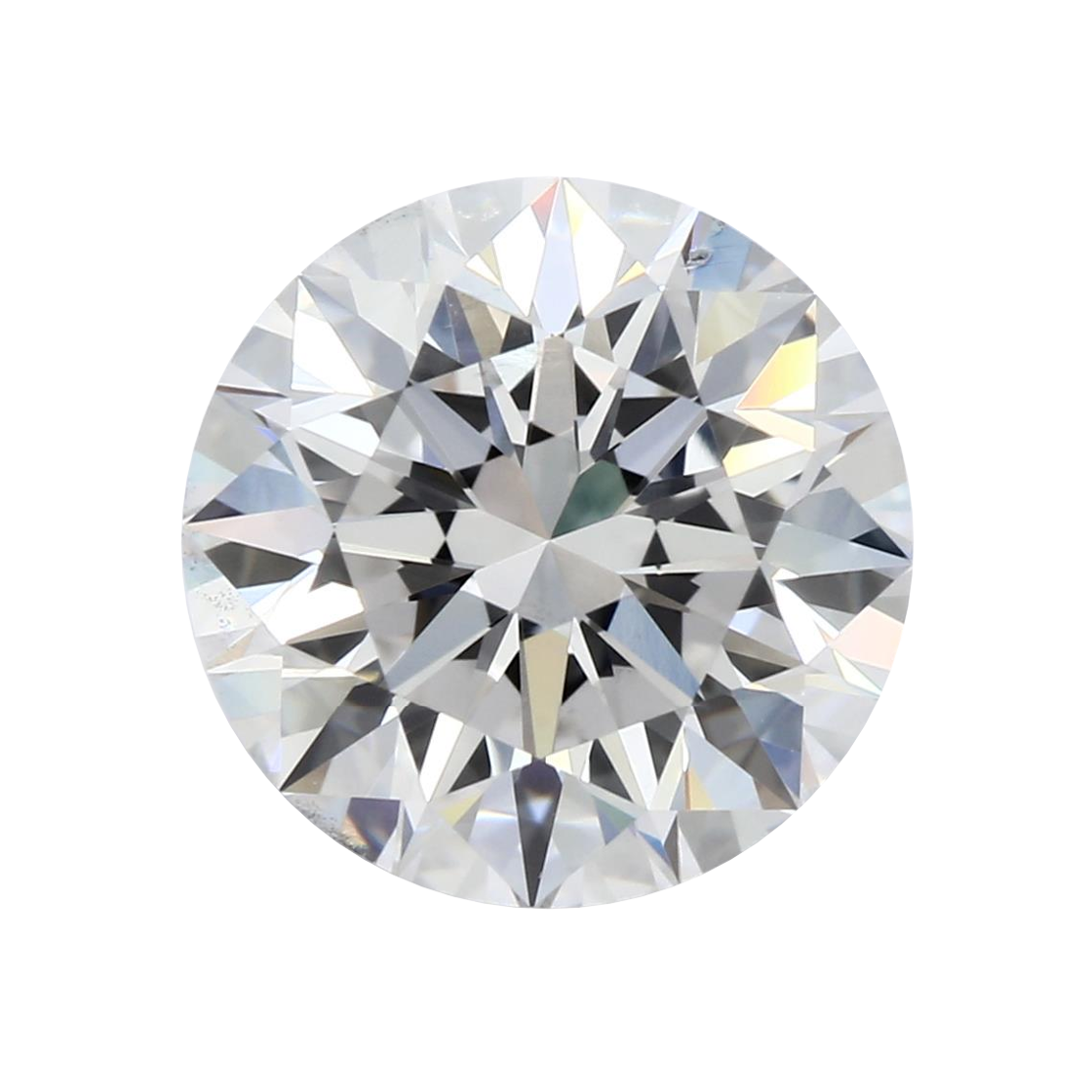 2.16 ct Round Lab Grown Diamond