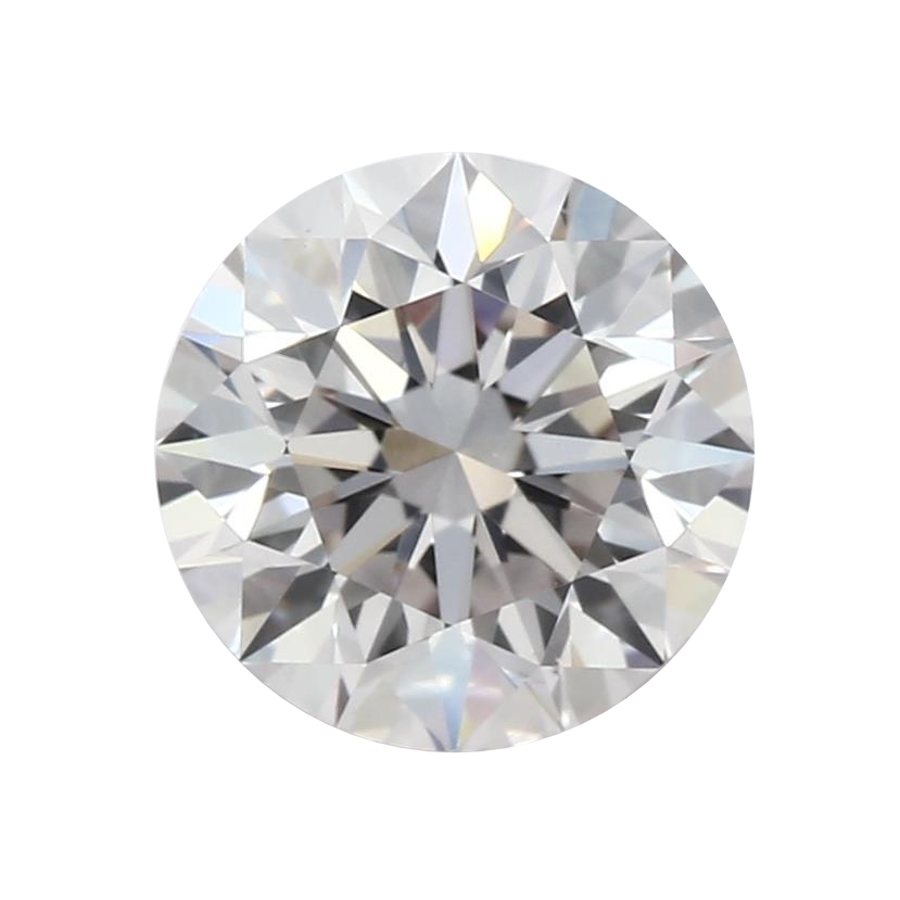 0.84 ct Round Lab Grown Diamond