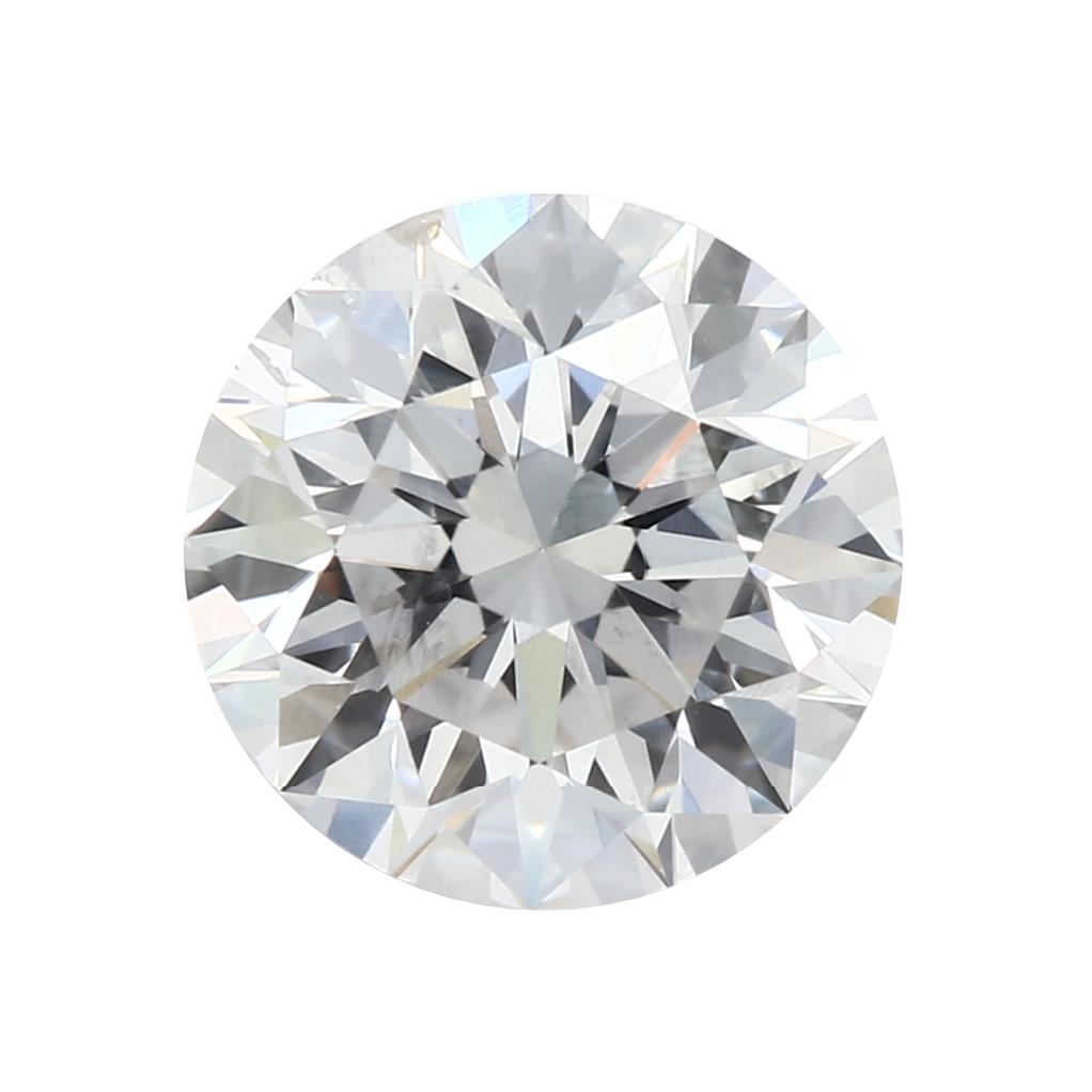 1.52 ct Round Lab Grown Diamond