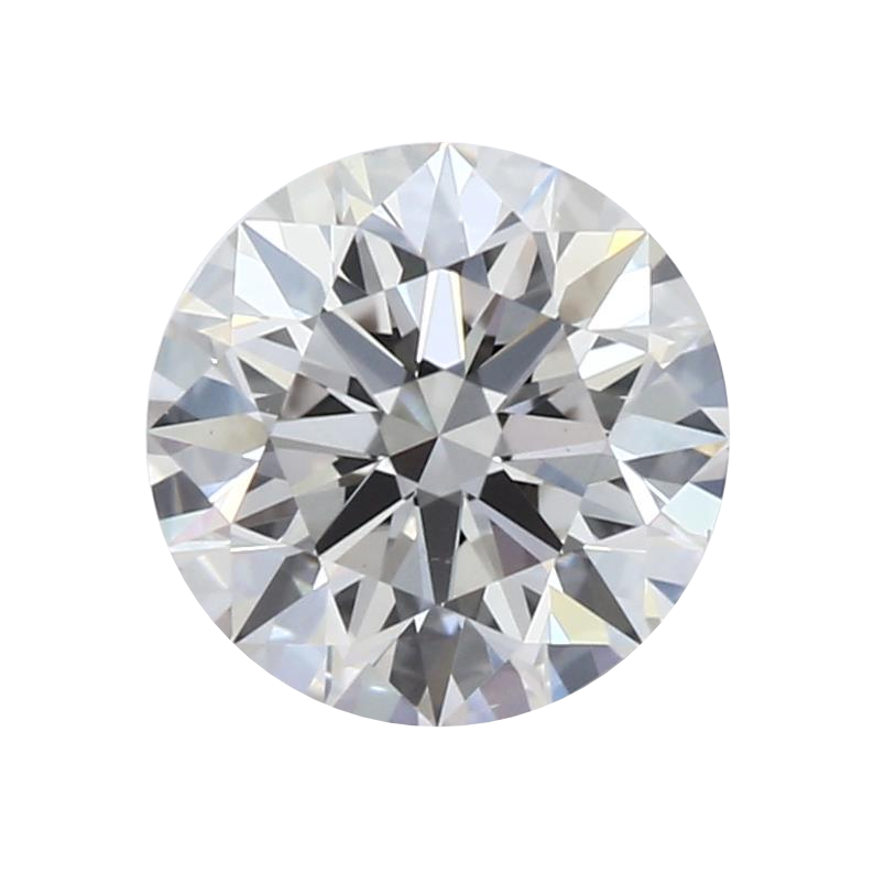 0.73 ct Round Lab Grown Diamond