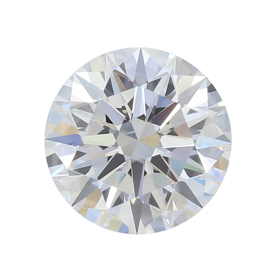 1.30 ct Round Lab Grown Diamond