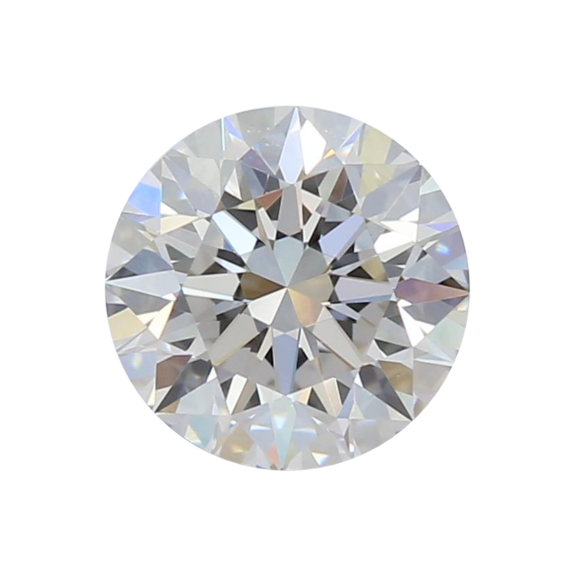 0.71 ct Round Lab Grown Diamond