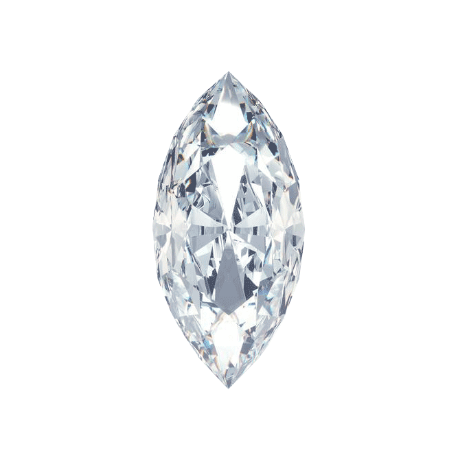 0.51 ct Marquise Lab Grown Diamond